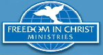 a Freedom in Christ Ministries Logo